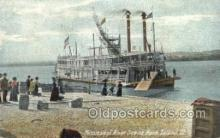shi075278 - Rock Island III Ferry Boats, Ship, Ships, Postcard Post Cards