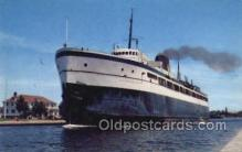 shi075286 - City Of Midland Ferry Boats, Ship, Ships, Postcard Post Cards