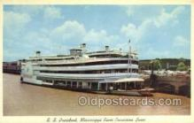 shi075287 - SS President Ferry Boats, Ship, Ships, Postcard Post Cards