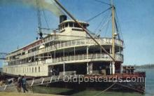 shi075289 - Delta Queen Ferry Boats, Ship, Ships, Postcard Post Cards