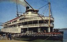 shi075290 - Delta Queen Ferry Boats, Ship, Ships, Postcard Post Cards