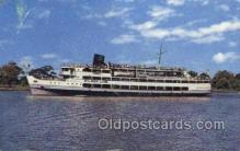 shi075308 - SS Mount Vernon Ferry Boats, Ship, Ships, Postcard Post Cards