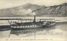 shi075313 - Hautecombe Ferry Boats, Ship, Ships, Postcard Post Cards