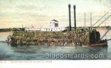 shi075319 - Transportation Of Cotton Ferry Boats, Ship, Ships, Postcard Post Cards