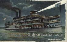 shi075325 - Hendrick Hudson Ferry Boats, Ship, Ships, Postcard Post Cards