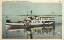 shi075327 - Ogdenburg Prescott Ferry Ferry Boats, Ship, Ships, Postcard Post Cards