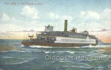 shi075328 - Ferry Boat In San Francisco Bay Ferry Boats, Ship, Ships, Postcard Post Cards