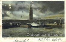 shi075329 - California Ferry Buliding Ferry Boats, Ship, Ships, Postcard Post Cards