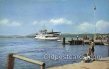 shi075332 - The Mount Washington Ferry Boats, Ship, Ships, Postcard Post Cards