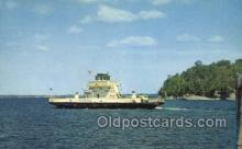 shi075335 - Grand Isle Ferry Boats, Ship, Ships, Postcard Post Cards