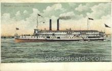 shi075336 - Quebec Ferry Boats, Ship, Ships, Postcard Post Cards