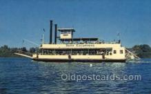 shi075343 - River Excursion Ferry Boats, Ship, Ships, Postcard Post Cards