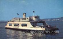 shi075344 - Adirondack Ferry Boats, Ship, Ships, Postcard Post Cards