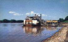 shi075345 - The Memphis Queen II Ferry Boats, Ship, Ships, Postcard Post Cards
