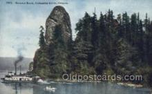 shi075352 - Rooster Rock Ferry Boats, Ship, Ships, Postcard Post Cards