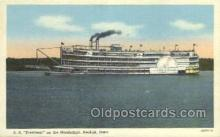 shi075356 - SS President Ferry Boats, Ship, Ships, Postcard Post Cards