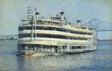 shi075361 - SS President Ferry Boats, Ship, Ships, Postcard Post Cards
