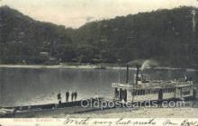 shi075374 - Ohio River, Sewickley, PA USA Ferry Boats, Ship, Ships, Postcard Post Cards