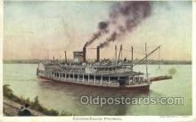 shi075378 - SS Providence Ferry Boats, Ship, Ships, Postcard Post Cards