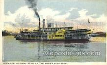 shi075397 - Morning Star Ferry Boats, Ship, Ships, Postcard Post Cards