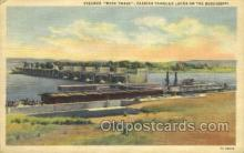 shi075400 - Mark Twain Ferry Boats, Ship, Ships, Postcard Post Cards