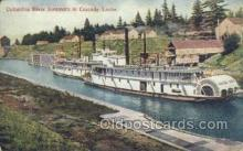 shi075406 - Columbia River Steamers Ferry Boats, Ship, Ships, Postcard Post Cards