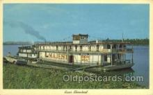 shi075407 - River Showboat Ferry Boats, Ship, Ships, Postcard Post Cards