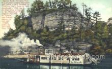 shi075417 - Starved Rock Ferry Boats, Ship, Ships, Postcard Post Cards
