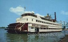 shi075423 - Belle Of Louisville    Ferry Boats, Ship, Ships, Postcard Post Cards