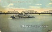 shi075432 - US Engineers Ferry Boats, Ship, Ships, Postcard Post Cards