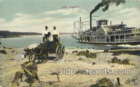 shi075433 - Kate Adams Ferry Boats, Ship, Ships, Postcard Post Cards