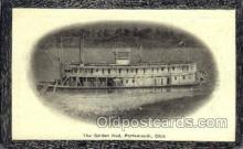 shi075467 - The Golden Rod Ferry Boats, Ship, Ships, Postcard Post Cards