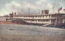 shi075488 - Grand Floating Palace Ferry Boats, Ship, Ships, Postcard Post Cards