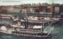 shi075493 - River Front  Ferry Boats, Ship, Ships, Postcard Post Cards