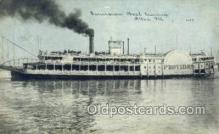 shi075497 - Provide Ferry Boats, Ship, Ships, Postcard Post Cards