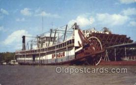 shi075510 - Sprague Vicksburg Mississippi, USA Ferry Boats, Ship, Ships, Postcard Post Cards