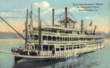 shi075514 - Sidney, New Orleans, LA USA Steamer, Steam Boat, Steamboat, Ship, Ships, Postcard Post Cards