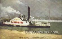 shi075531 - TJ Robinson Steamer, Steam Boat, Steamboat, Ship, Ships, Postcard Post Cards