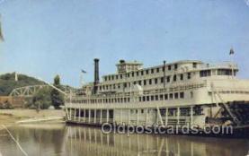 shi075533 - Gordon C Greene Steamer, Steam Boat, Steamboat, Ship, Ships, Postcard Post Cards