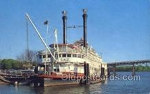 shi075534 - River Queen Steamer, Steam Boat, Steamboat, Ship, Ships, Postcard Post Cards