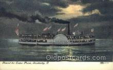 shi075537 - RB Hayes Steamer, Steam Boat, Steamboat, Ship, Ships, Postcard Post Cards