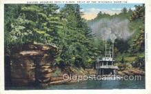 shi075539 - Steamer Rounding Devils Elbow Steamer, Steam Boat, Steamboat, Ship, Ships, Postcard Post Cards