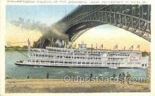 shi075547 - Queen Saint Paul Steamer, Steam Boat, Steamboat, Ship, Ships, Postcard Post Cards