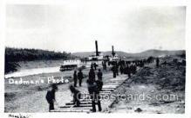 shi075549 - Dedmans Photo Steamer, Steam Boat, Steamboat, Ship, Ships, Postcard Post Cards
