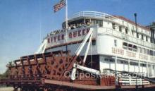 shi075561 - River Queen, Bradenton, Florida USA Steamer, Steam Boat, Steamboat, Ship, Ships, Postcard Post Cards