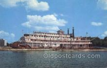 shi075564 - River Queen, Bradenton, Florida USA Steamer, Steam Boat, Steamboat, Ship, Ships, Postcard Post Cards