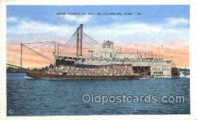 shi075578 - Vicksburg, Mississippi, USA Steamer, Steam Boat, Steamboat, Ship, Ships, Postcard Post Cards