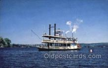 shi075594 - Chautauqua Belle Steamer, Steam Boat, Steamboat, Ship, Ships, Postcard Post Cards