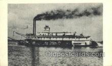 shi075613 - Albama and Confederate Steamer, Steam Boat, Steamboat, Ship, Ships, Postcard Post Cards
