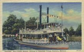 shi075617 - Suwanee Steamer, Steam Boat, Steamboat, Ship, Ships, Postcard Post Cards